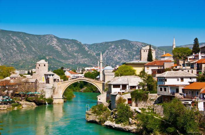 Главные достопримечательности Боснии и Герцеговины