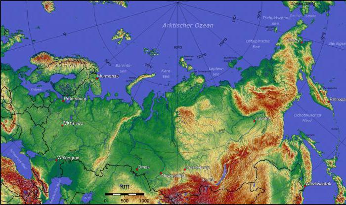 особенности изменения экономико географического положения России