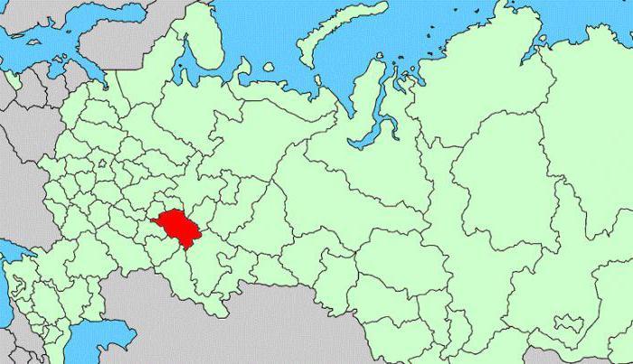 озера Татарстана