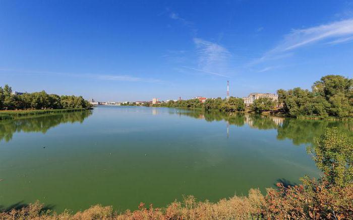 Голубые озера Татарстан