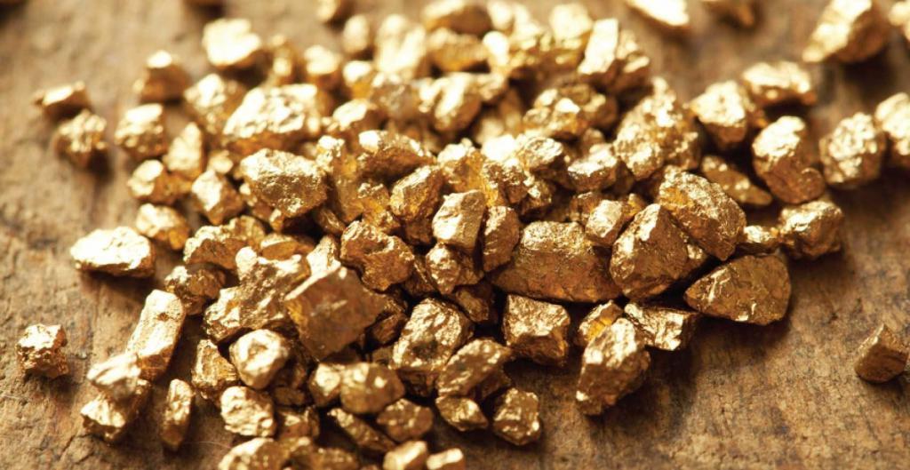 Рудные полезные ископаемые условные знаки