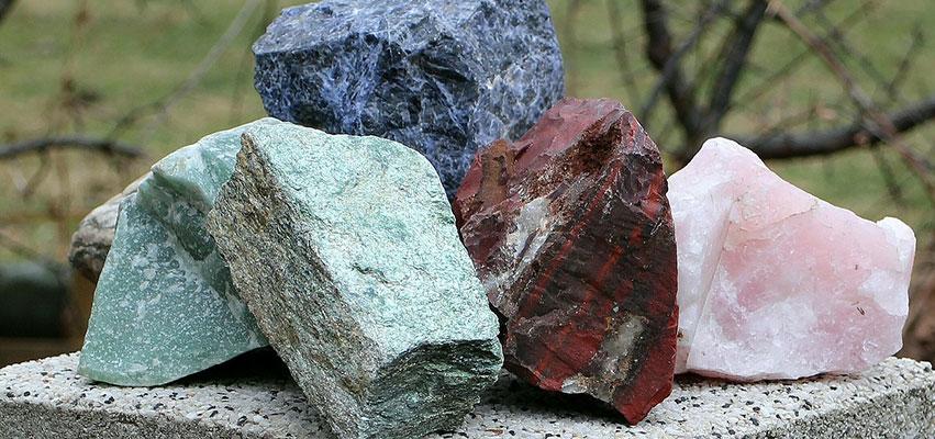 Нерудные полезные ископаемые условные знаки