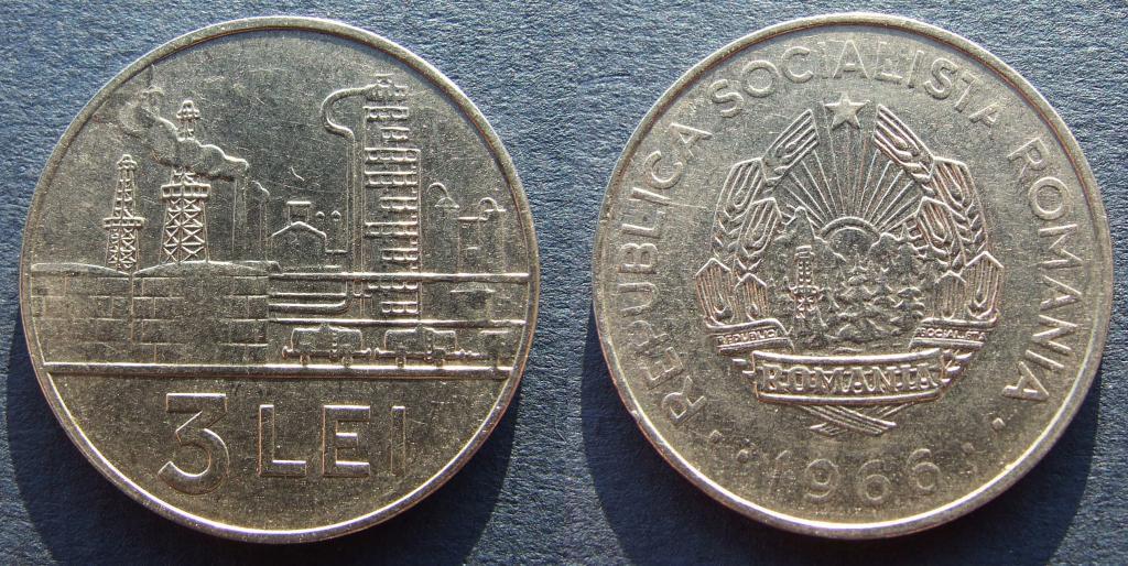 Монеты Румынии: современные и старинные. Самые интересные румынские монеты