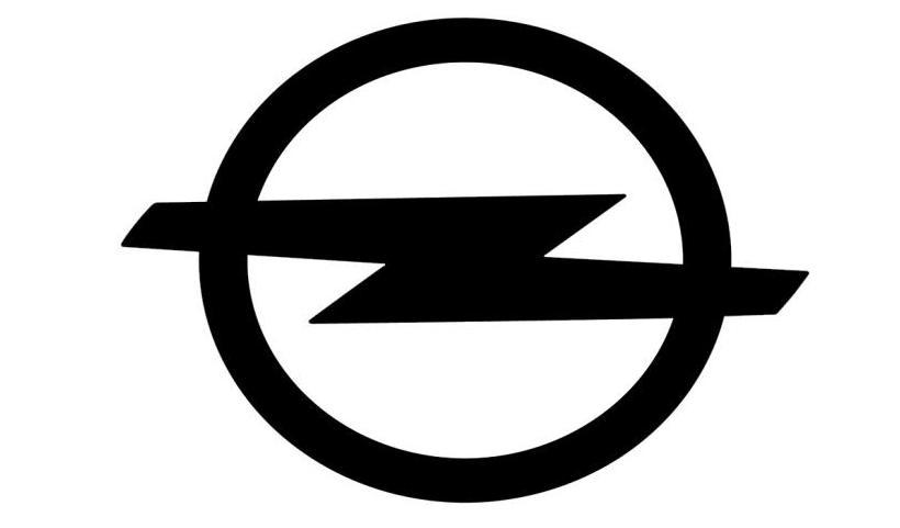 современный логотип опель