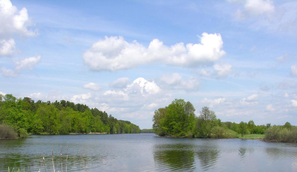 реки и озера Мордовии