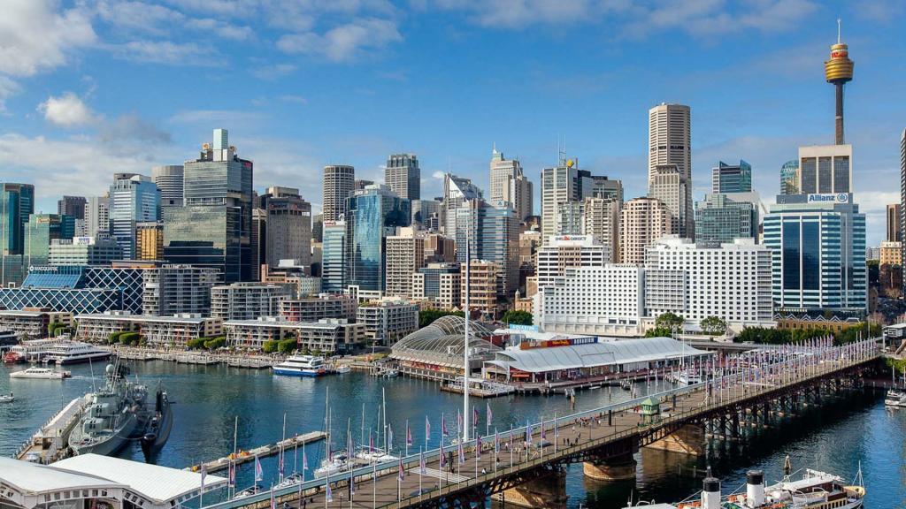 город Сидней столица