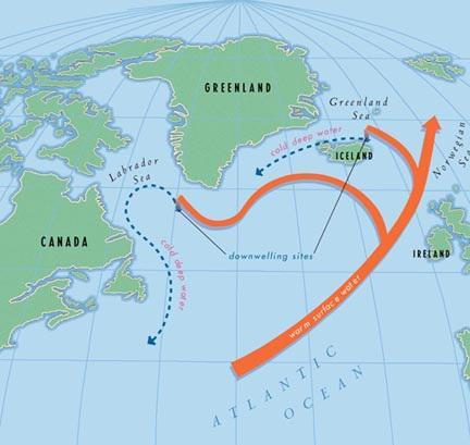 океаническое течение