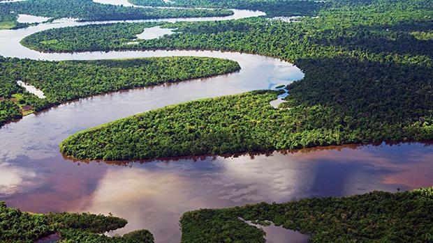 Река амазонка характеристика