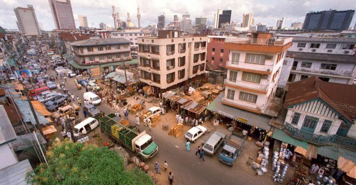 ВВП на душу населения Нигерия