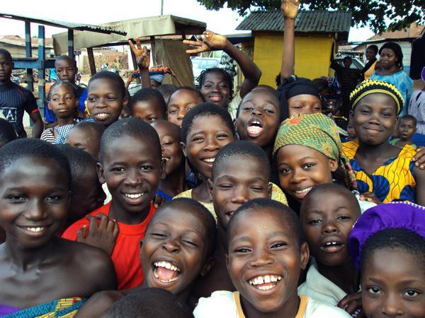 численность населения Нигерии