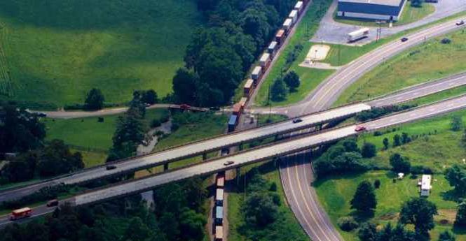 развитие международных транспортных коридоров