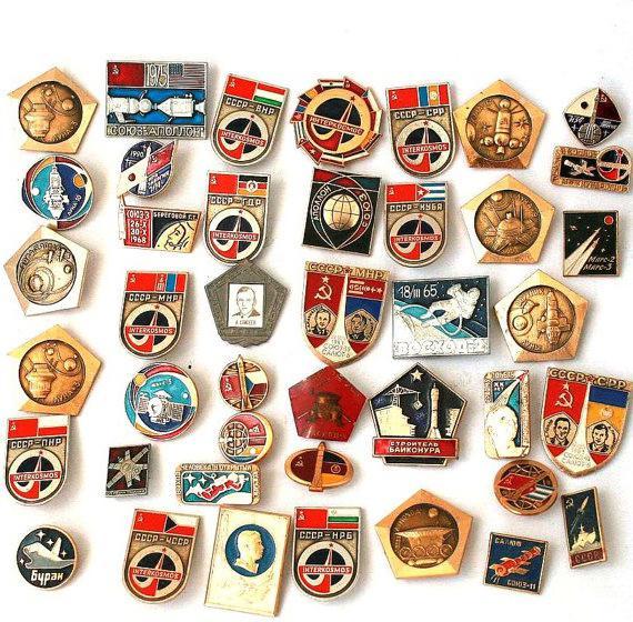Фалеристика - коллекционирование значков. Особенности хобби