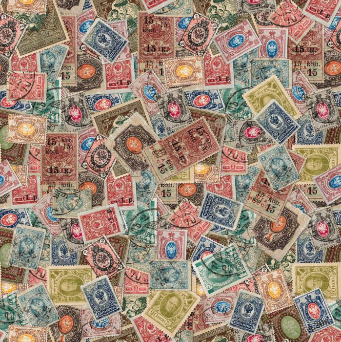 Почтовые марки СССР. Коллекционирование марок