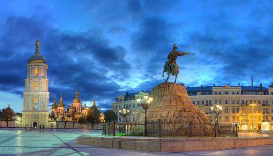 как добраться до Софиевской площади