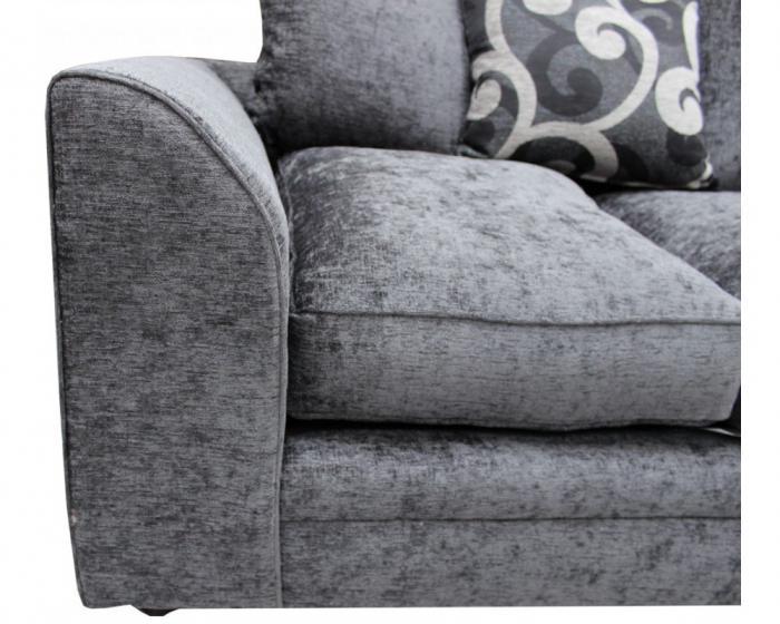 ткань шинил для дивана фото