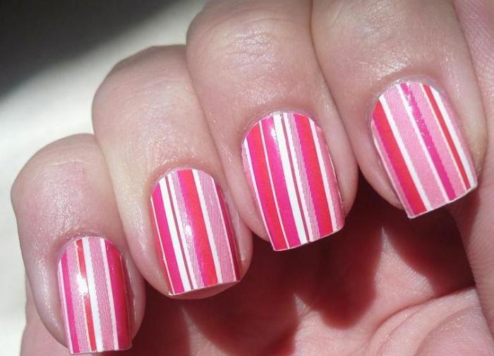 Как использовать слайдер-дизайн для ногтей?