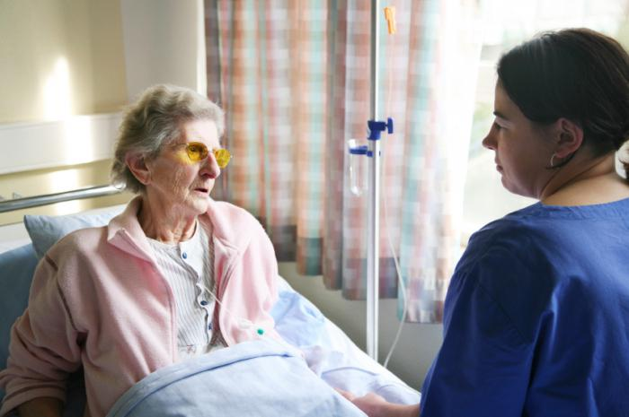 Пролежни: профилактика. Лечение пролежней у лежачих больных