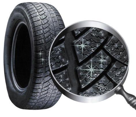 зимние нешипованные шины