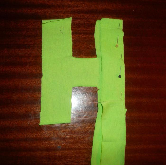 буквы из ткани объемные