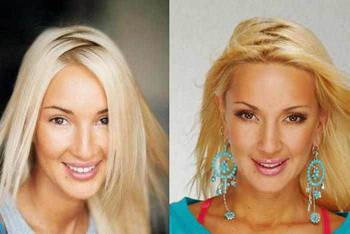 Все звёзды без макияжа русские