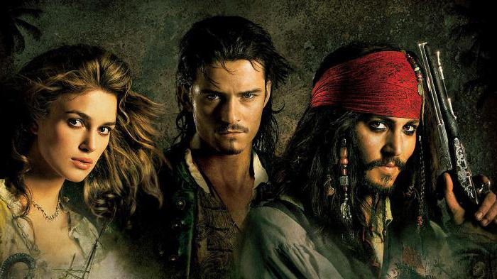 пираты карибского моря артисты фото