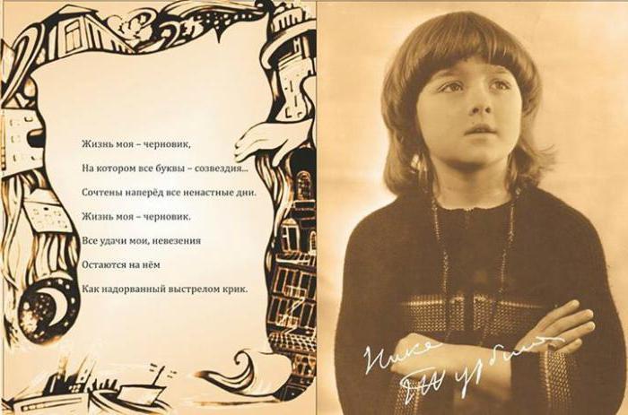 поэтесса ника турбина биография