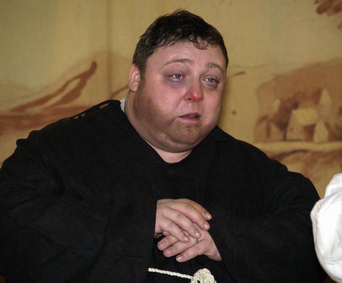 актер семчев александр похудел фото
