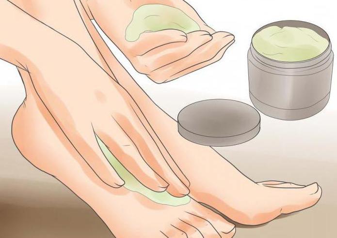 чем лечить мокрые мозоли на ногах в домашних условиях