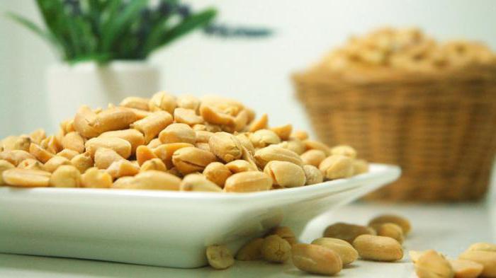 арахис с медом польза для мужчин