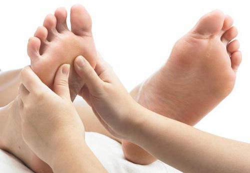 Хвороби стопи ніг симптоми і лікування
