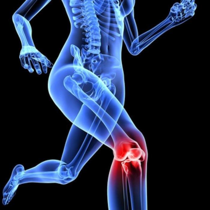 воспаление связки коленного сустава лечение