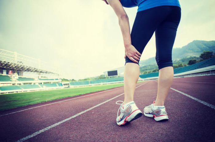 воспаление связки коленного сустава