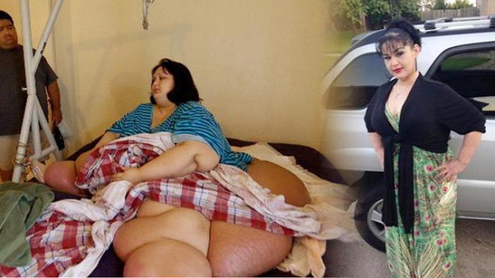 Самые толстые люди на планете и сексуальная жизнь