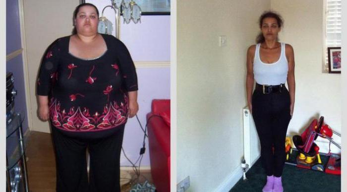 люди которые похудели фото до и после