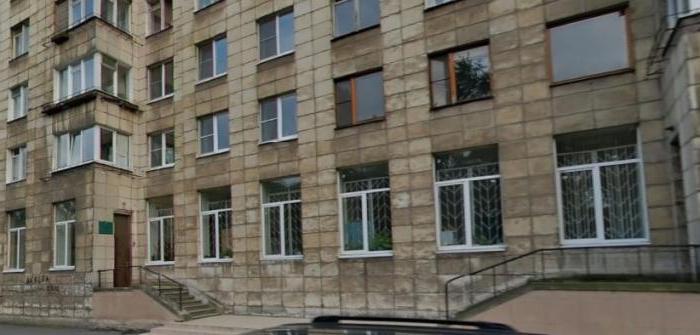 Психоневрологический диспансер Красногвардейского района спб