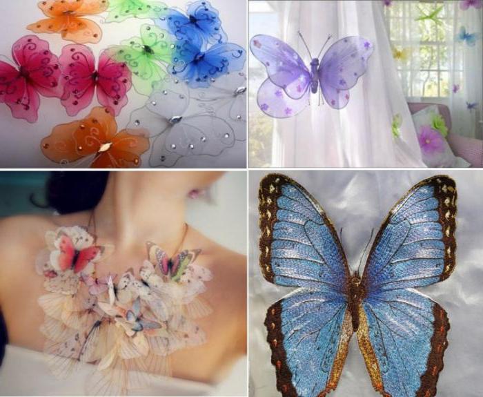 Мастер класс бабочка