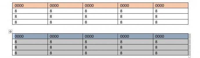 Как сделать таблицу в ворде горизонтально фото 430