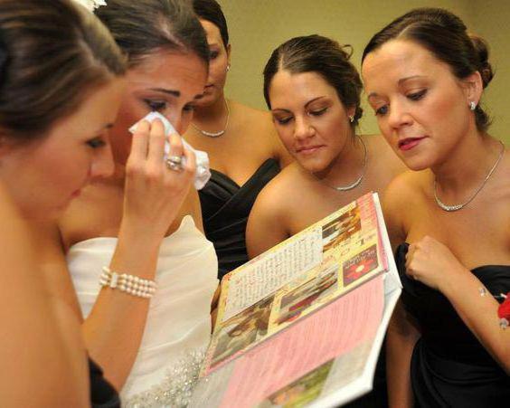 поздравление от подружек невесты на свадьбу оригинальное