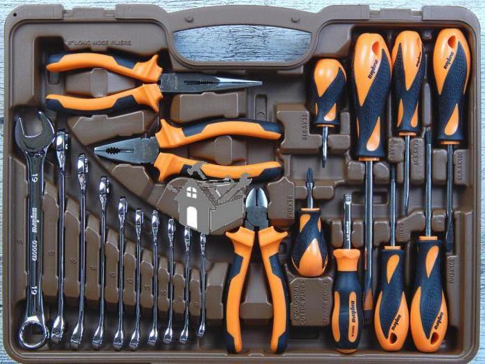 универсальный набор инструментов ombra