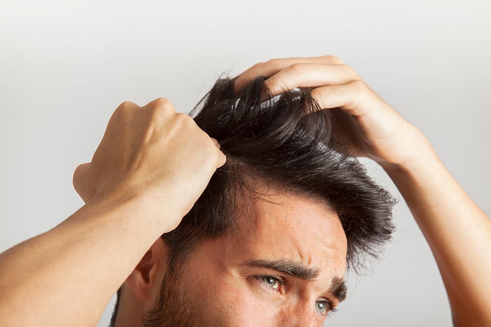 folk remedies for baldness