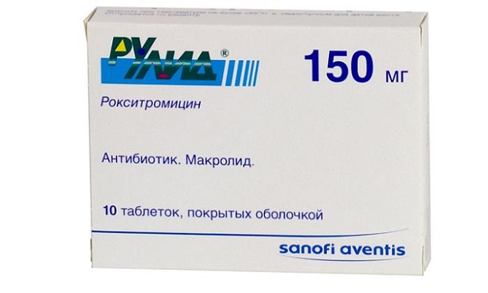 Рулид при мочеполовых инфекциях
