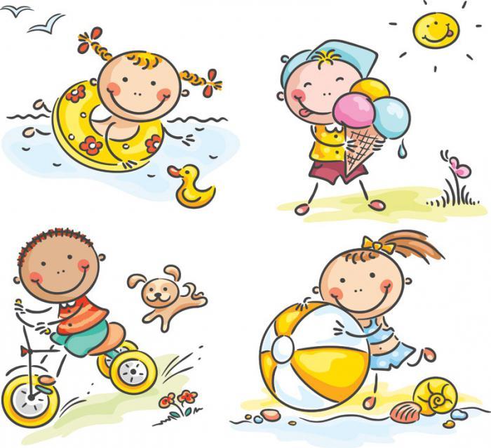 смешная история про детей в детском саду