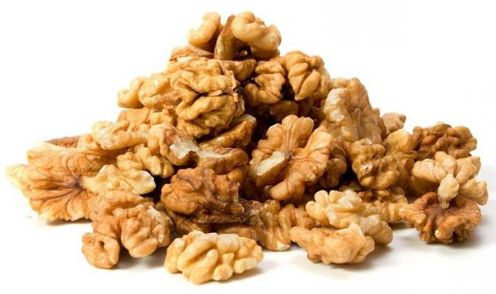 когда собирать грецкие орехи