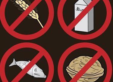 что нельзя есть при манту