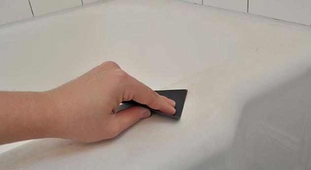 покрытие ванны эмалью своими руками
