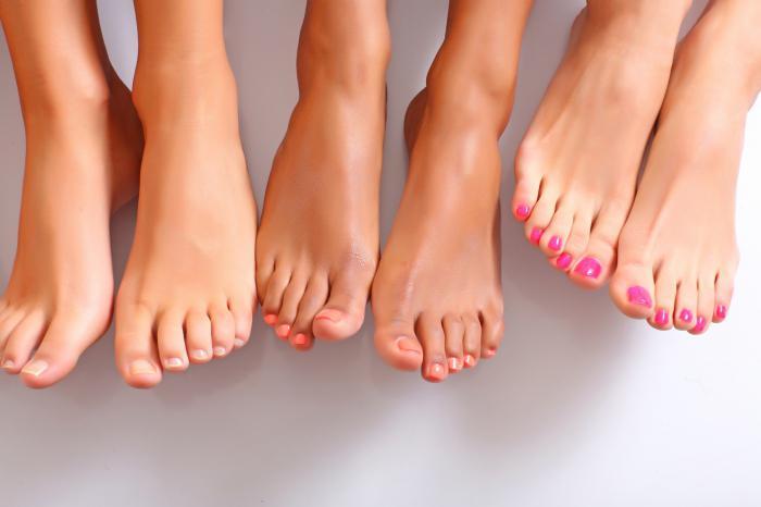 способы лечения грибка ногтей