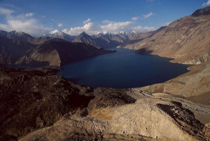 озеро сарез в таджикистане фото использованием изображение уже