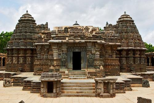 Архитектура древней индии так же