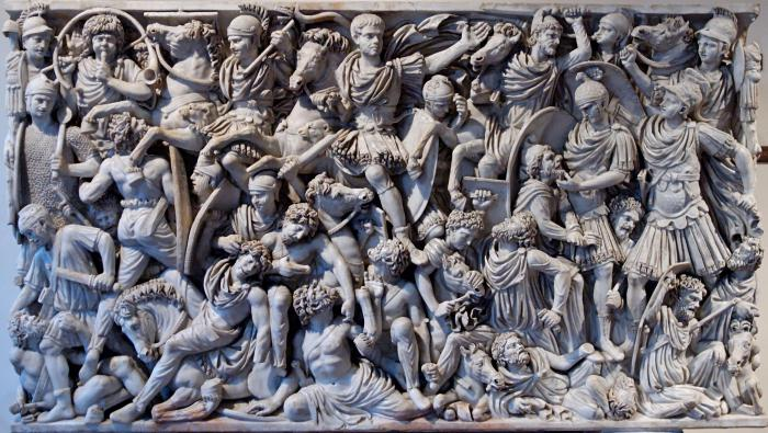 Сексуальное изобразительное искусство в древнем мире