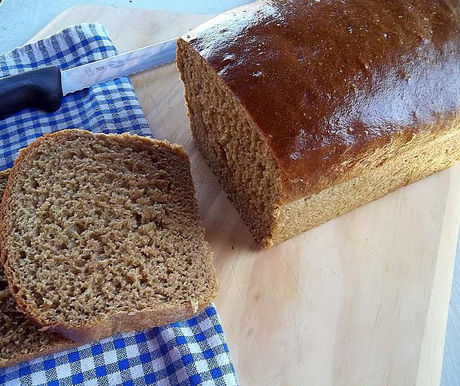 квас из черного хлеба в домашних условиях
